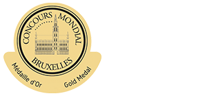Concours Mondial Bruxelles Gold Medaille